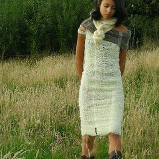 Een jurk uit Chili