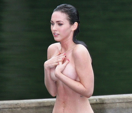 megan fox nude pictures