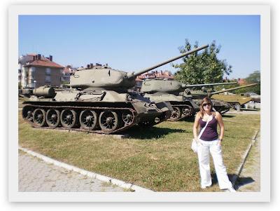 Museo Militar de Sofia Bulgaria