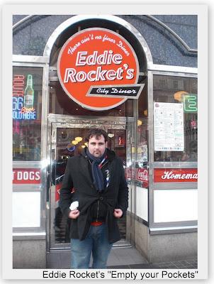 eddie rocket