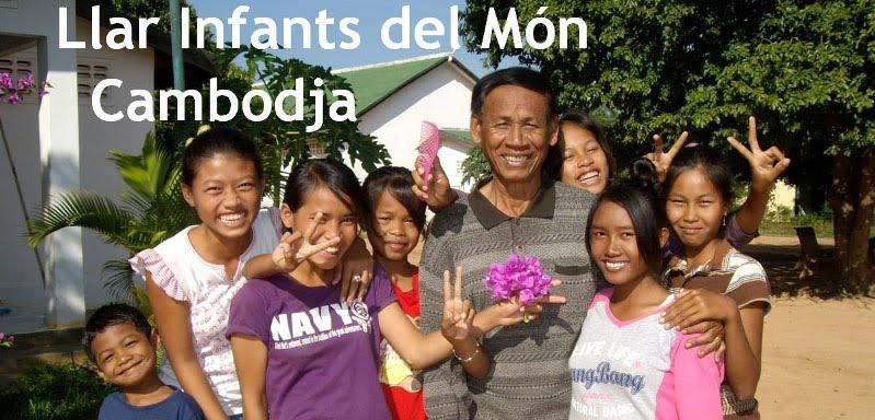 Llar Infants del Món Cambodja