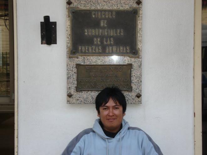EZEQUIEL EN LAS FUERZAS ARMADAS