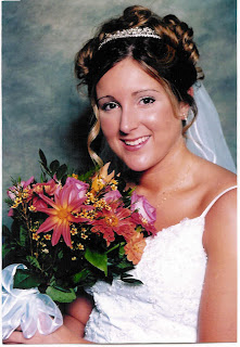 Bride With Bridal Wedding Hair Styles and Flower