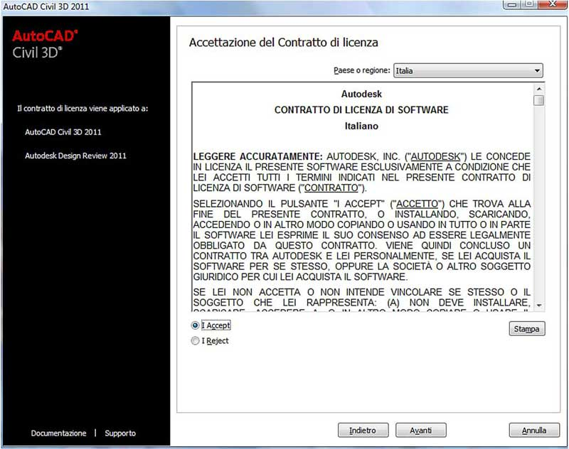 Il blog italiano di autocad map e civil 3d gennaio 2011 for Cad 3d free italiano