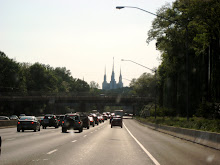 Temple from the Beltway!