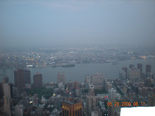 New York from the 86th floor...