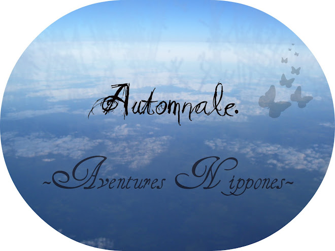 Automnale.                                          -aventures nippones-