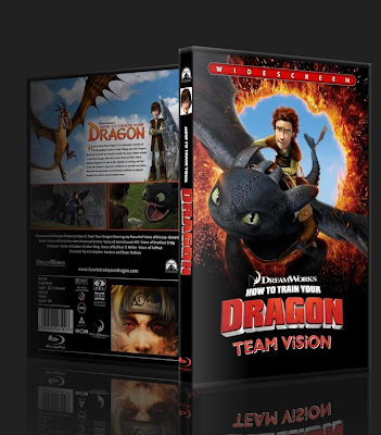 how to train your dragon 2010 dvd