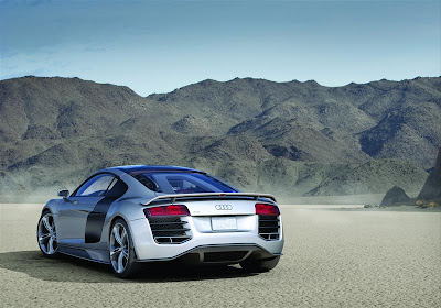 New Audi Cars Awesome design and Style R8 V12 - 2