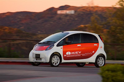 New Small Car from Mitsubishi