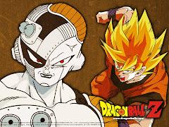 Son Goku VS Metal Cooler