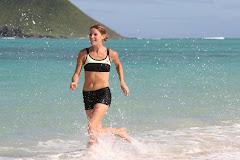 Running Hawaiian Style
