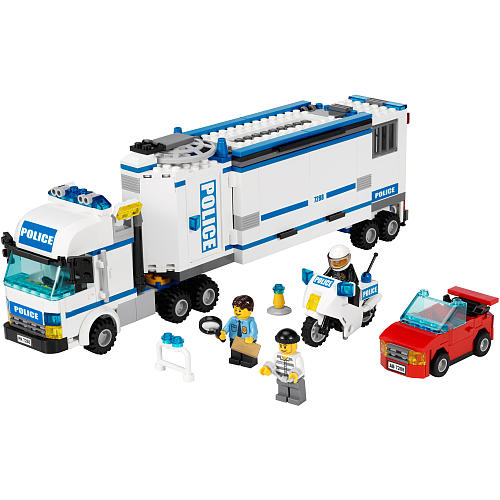 Lego asia lego new police sets for 2011 - Lego city police camion ...