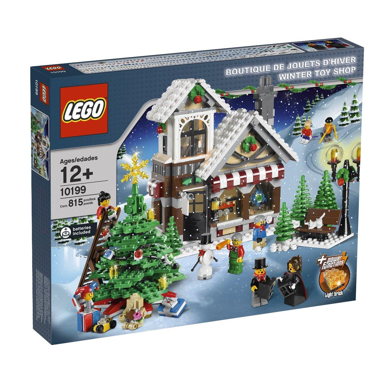 Lego Asia Lego Christmas 2010