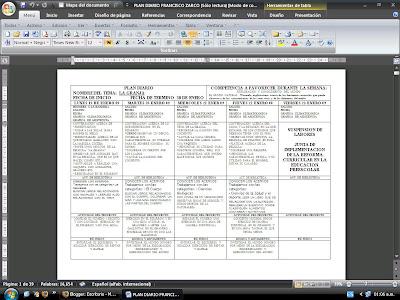 Aportes de planeación y guia anual