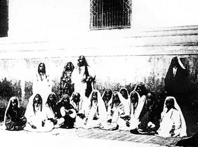 nautch women of Kashmir