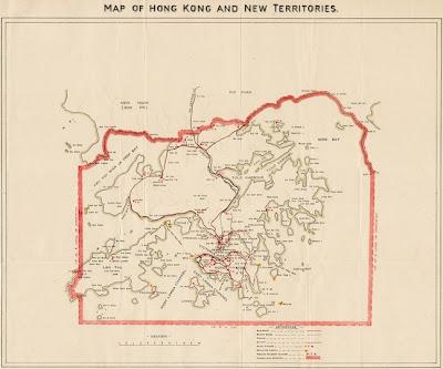 Hong Kongs First Maps And Surveys