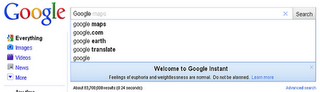 What is Google Instance?