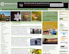 Web de Fotonatura