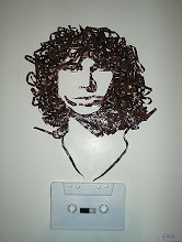 Jim Morrison out of cassette
