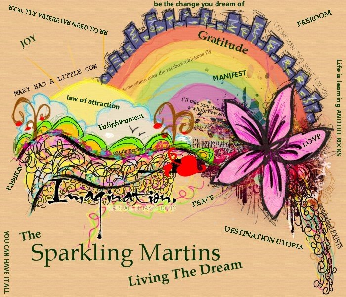 The Sparkling Martins