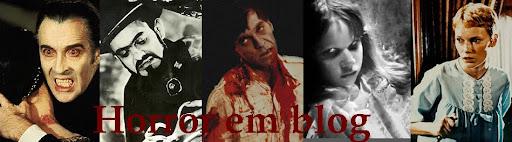 Horror em Blog