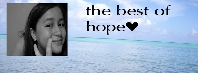 The Best Of Hope (: