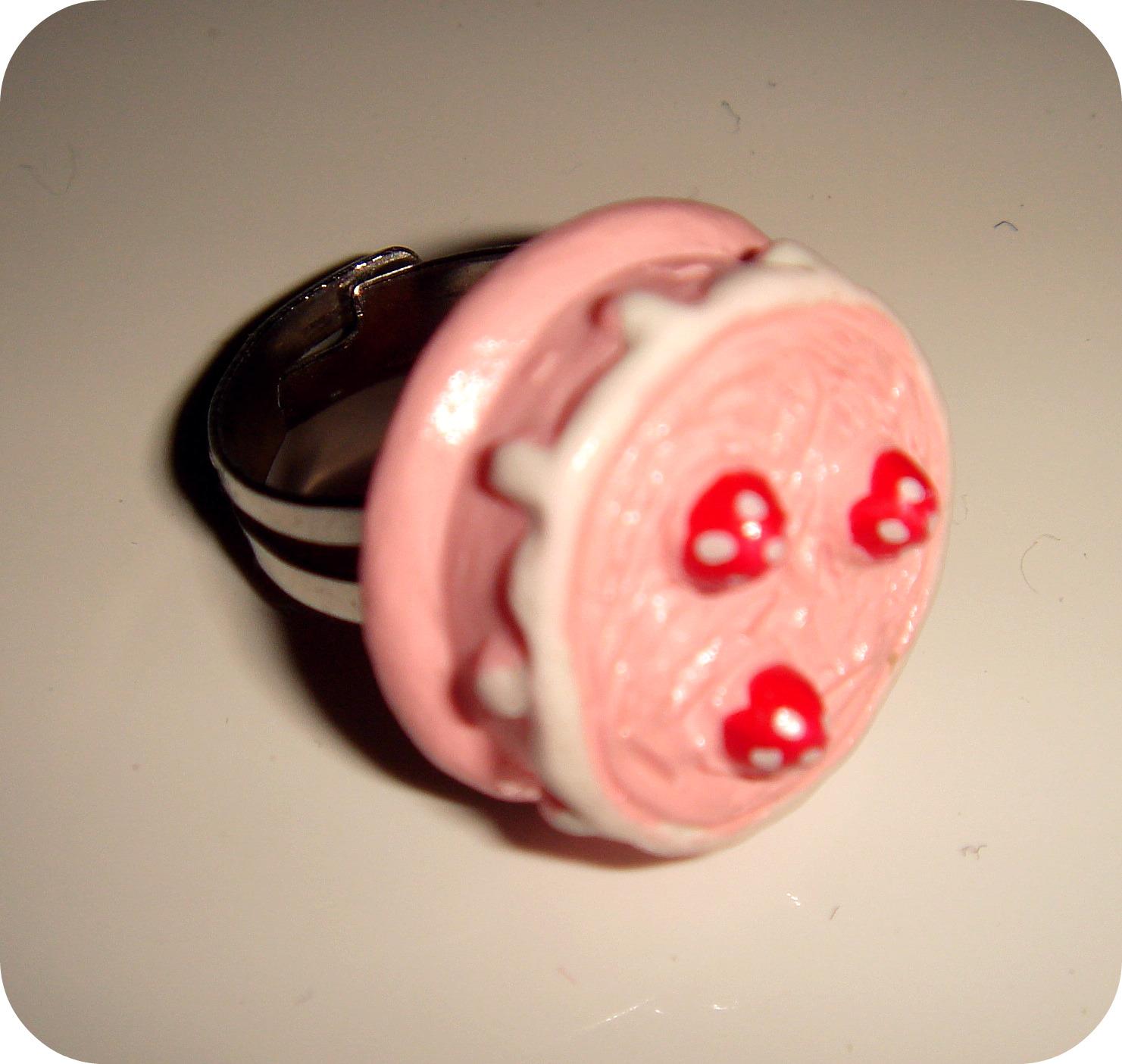 Kuchen-Ring
