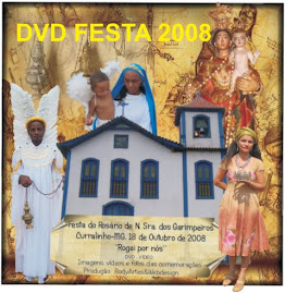 DVD - DOC. FESTA DO ROSARIO - CURRALINHO-MG