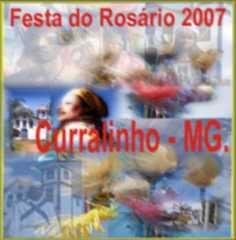 DVD - FESTA DO ROSÁRIO 2007 - EXTRAÇÃO-mg.