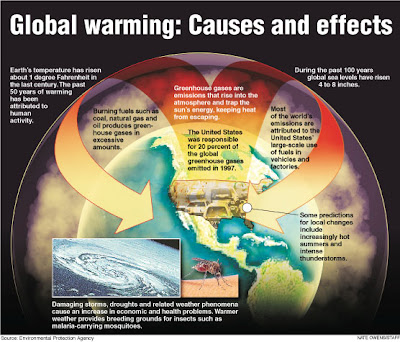 Local weather patterns affect beliefs about global warming, NYU
