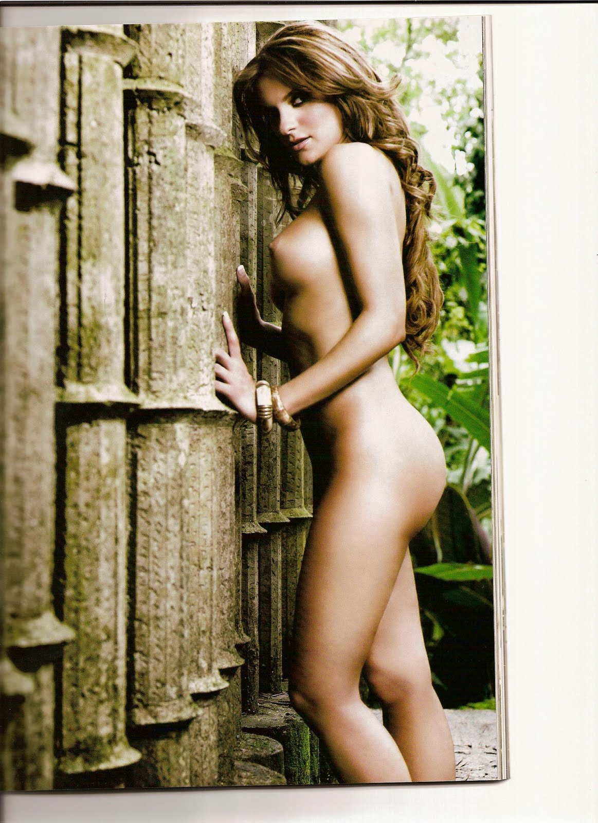 Mariana Seoane Desnuda H