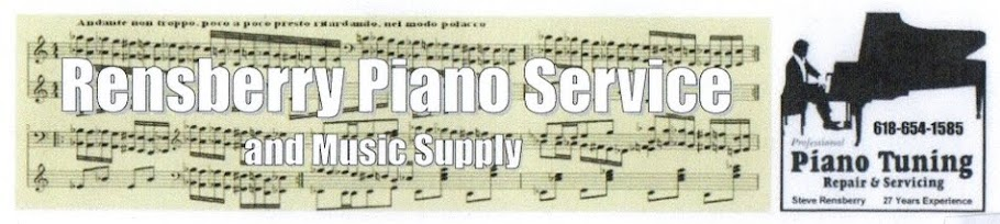 Rensberry Piano  Service