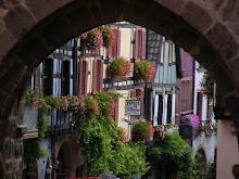 Riquewihr in Frankrijk