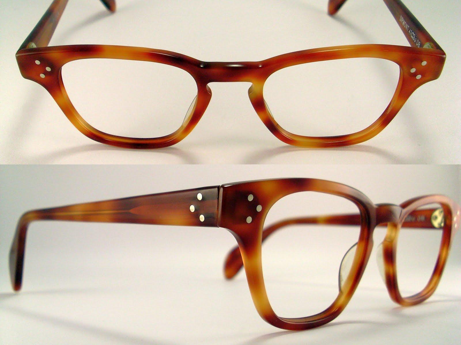 Glasses Frames Used : Vintage Eyeglasses Frames Eyewear Sunglasses 50S: VINTAGE ...