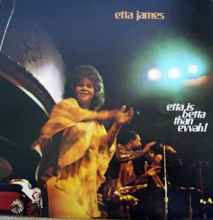 Etta James - Etta Is Betta Than Evvah! (1976)