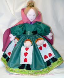 Bonecas de Pano da Filó