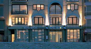 belgian coast hotels