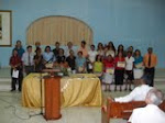 Entrega de Diplomas dos Cursos Discipuladores IBR  do Novo Juazeiro