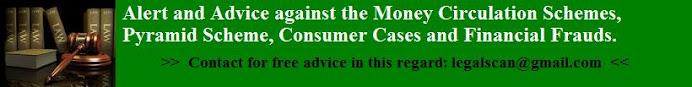 Beware of Financial Frauds,MLM and Networking schemes - www.skmastanvali.com