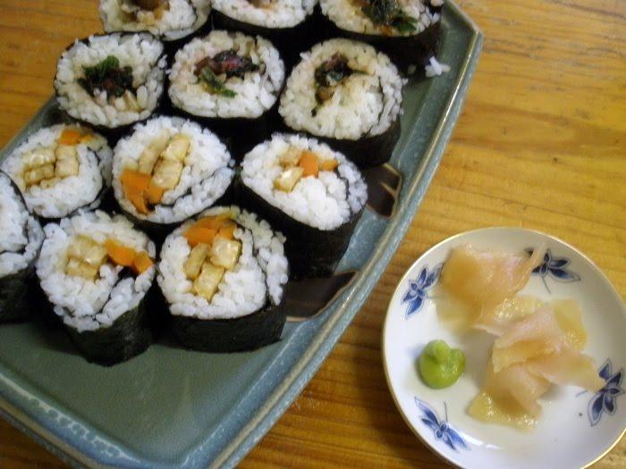 sushi plus 1