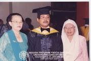 WISUDA PASCA SARJANA UGM 1999
