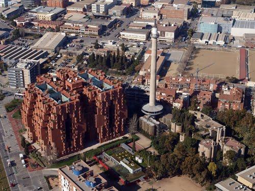 Edificio en barcelona walden 7 encabezeta - Tiempo en sant just desvern ...
