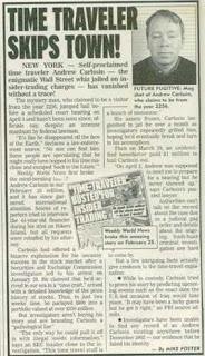 Andrew Carlssin, Pria Yang Mengaku Berasal Dari Tahun 2256 [ www.BlogApaAja.com ]