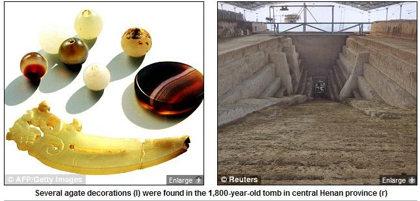 Arkeolog Cina Menemukan Makam Kaisar Cao Cao [ www.BlogApaAja.com ]