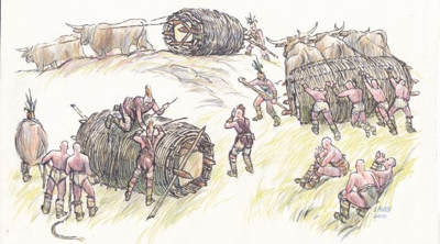 Misteri Stonehenge di Inggris. Article-1334166-0C3FDD04000005DC-458_634x352