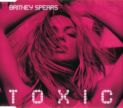 britney spears toxic album cover. Britney Spears - Toxic (UK CDS