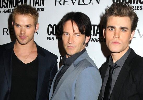 GALERI: Vampire lelaki manakah yang paling hot?