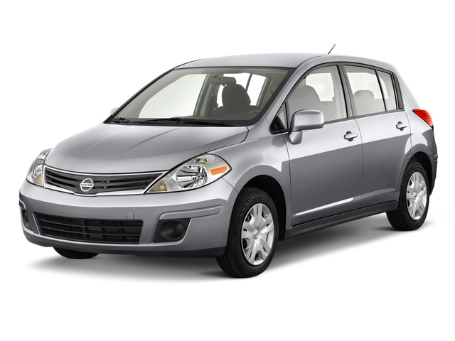 nissan versa hatchback interior. 2010 NissanVersa is available
