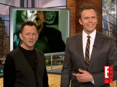 Joel McHale Ben Linus Michael Emerson guest star video The Soup Lost screencaps images photos pictures screengrabs captures